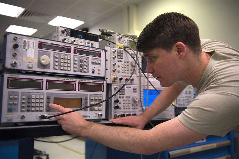 Test measurement diagnostic equipment technician