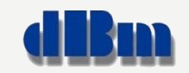dBmCorp logo
