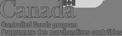 Canada Controlled Goods program logo